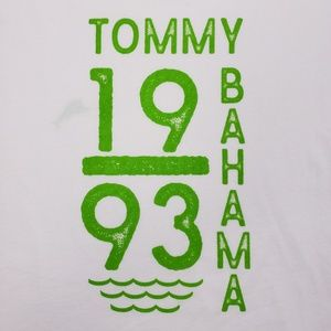 Tommy Bahama Graphic Shirt Catch The Wave Tee New